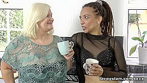 Sharing The Personal Trainer – GrannyLovesBlack