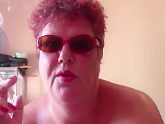 Thedutchies – Smoking Hot Mature Sloppy Blowjob