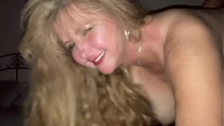 Wife fucked from behind by friend